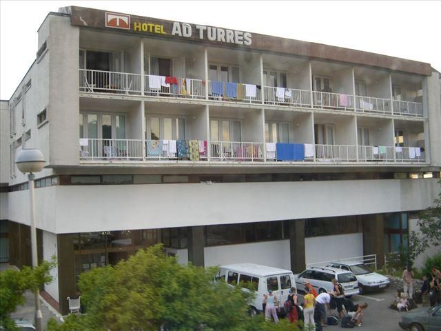 CRIKVENICA: HOTEL/PAVILON AD TURRES